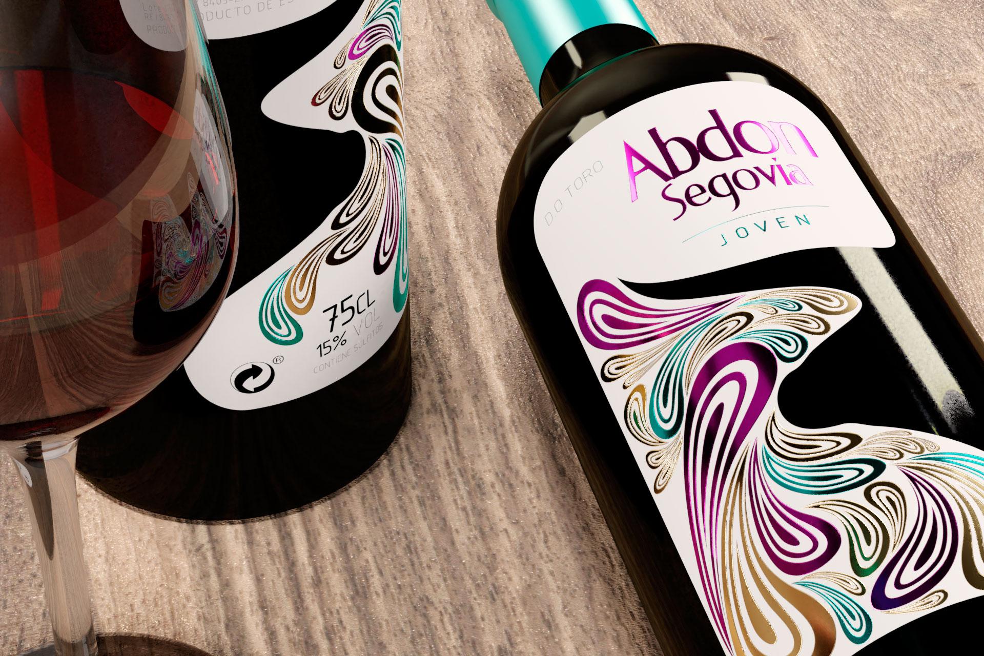 diseño-etiqueta-de-vino